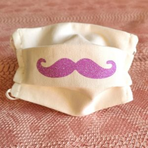 masque-blanc-moustache-paillette